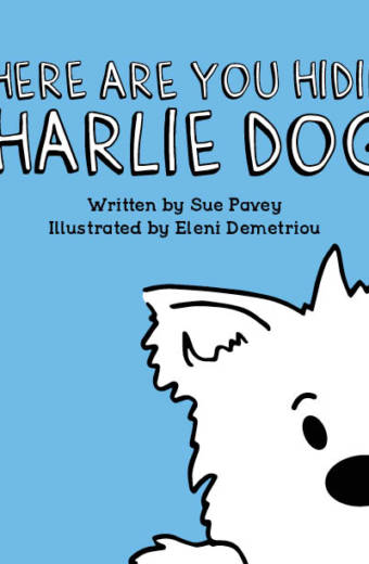 Charlie Dog - Front Cover