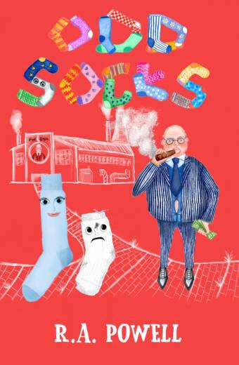 Odd Socks - Final Cover front cover for BSP website