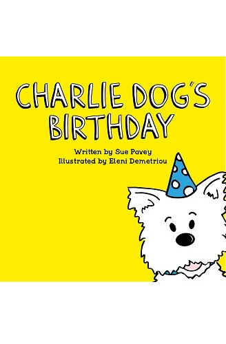 Charlie Dog Front Cover - Copy