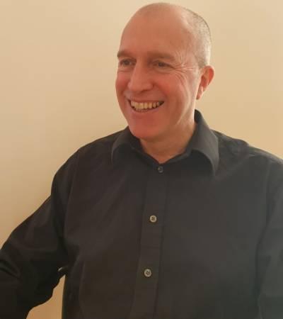 Nigel Cushion author photo amended